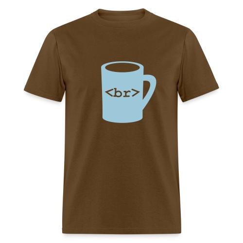Coffee Break - Men's T-Shirt