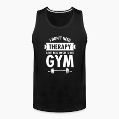 Therapy - Gym Tank Tops