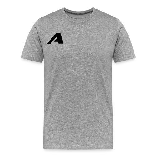 FlyAKP A Logo Shirt (Multi colors) - Men's Premium T-Shirt
