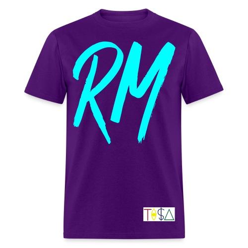 RoyaltyMindset TI$A T-Shirt - Men's T-Shirt
