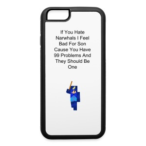 99 Problems - iPhone 6/6s Rubber Case