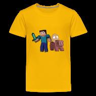 Kids' Shirts ~ Kids' Premium T-Shirt ~ An Egg's Guide - Kids