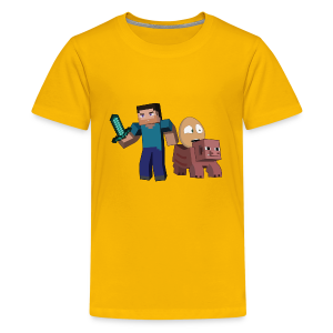 An Egg's Guide - Kids - Kids' Premium T-Shirt