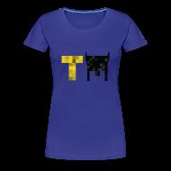 Women's T-Shirts ~ Women's Premium T-Shirt ~ Testificate Man - Womens