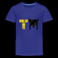 Kids' Shirts ~ Kids' Premium T-Shirt ~ Testificate Man - Kids