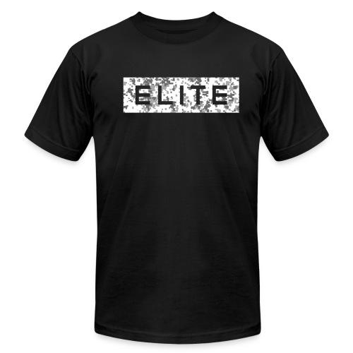 Elite Arctic Camo Tee - Men's Fine Jersey T-Shirt