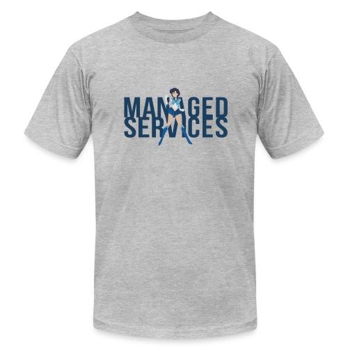 Sailor Mercury T-Shirt - Men's Fine Jersey T-Shirt