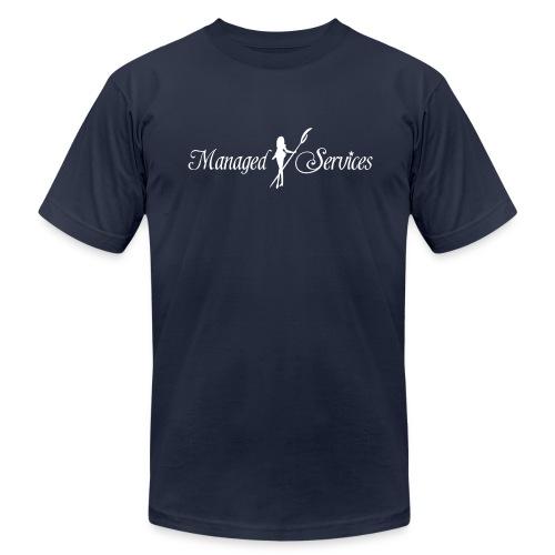 Sailor Saturn T-Shirt - Men's Fine Jersey T-Shirt