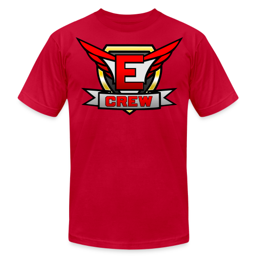 EPIC CREW Men's T-Shirt by American Apparel - Men's Fine Jersey T-Shirt