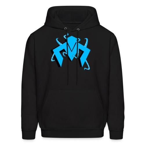 Tentacle Logo regular Hoodie - Men's Hoodie