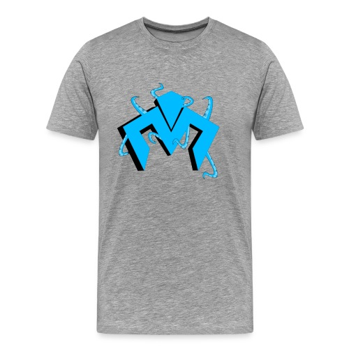 Tentacles Logo  - Men's Premium T-Shirt