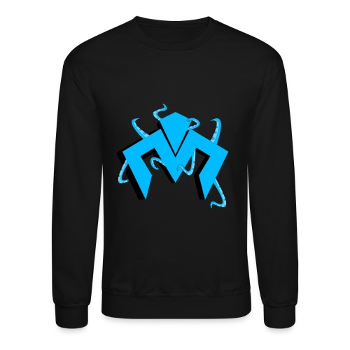 Crew Neck Tentacle Logo - Crewneck Sweatshirt