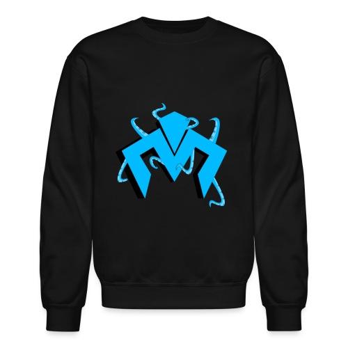 Crew Neck Tentacle Logo - Crewneck Sweatshirt