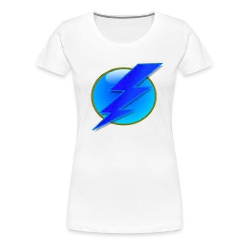 thunder womens shirt - Women's Premium T-Shirt