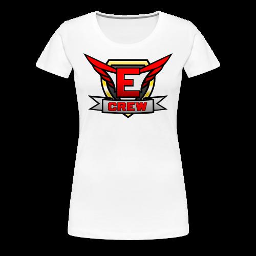 EPIC CREW Women's Premium T-Shirt - Women's Premium T-Shirt