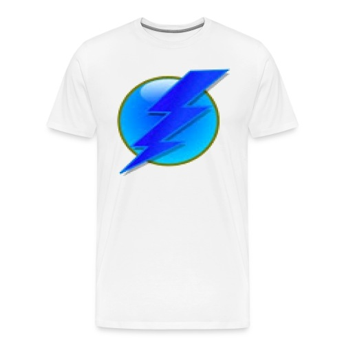 thunder mens shirt - Men's Premium T-Shirt
