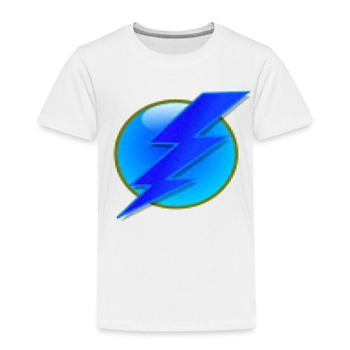 thunder t shirt - Toddler Premium T-Shirt