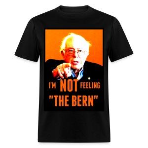 Men's Not Feeling The Bern - Men's T-Shirt