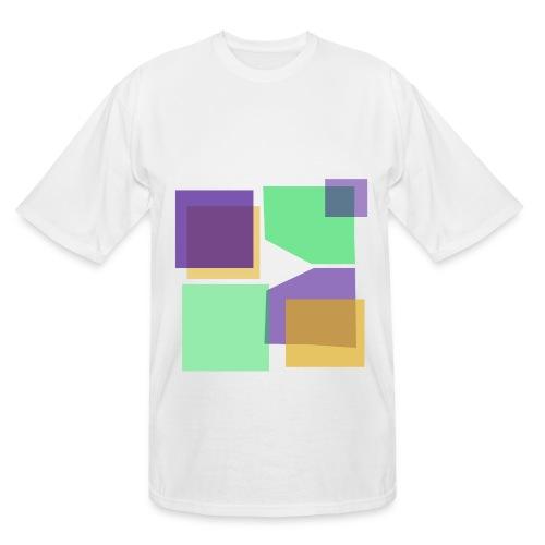 Men: Donald Louch Tall T-Shirt - Men's Tall T-Shirt
