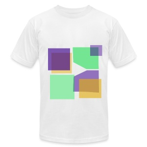 Men: Donald Louch T-Shirt by American Apparel - Men's Fine Jersey T-Shirt