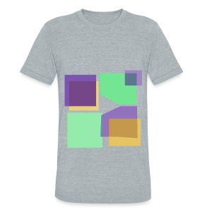 Unisex: Donald Louch Tri-Blend T-Shirt - Unisex Tri-Blend T-Shirt by American Apparel