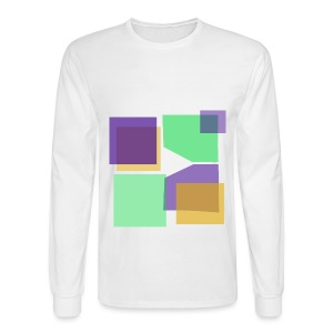 Men: Donald Louch Long Sleeve T-Shirt - Men's Long Sleeve T-Shirt