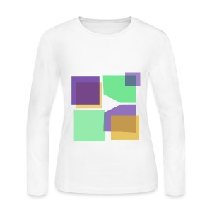 Women: Donald Louch Long Sleeve Jersey T-Shirt - Women's Long Sleeve Jersey T-Shirt