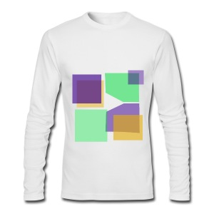 Men: Donald Louch Long Sleeve T-Shirt by American Apparel - Men's Long Sleeve T-Shirt by Next Level