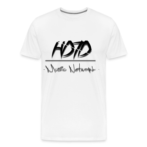 HDTD Design by: Statiz (White) - Men's Premium T-Shirt