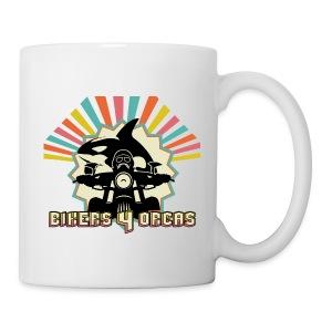 Retro mug - Coffee/Tea Mug