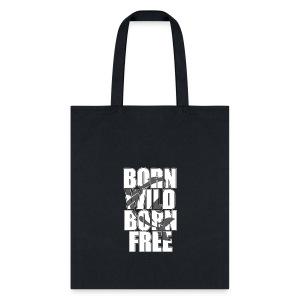 Born Free bag - Tote Bag