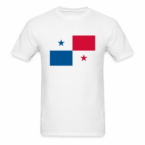 Flag of Panama - Men's T-Shirt
