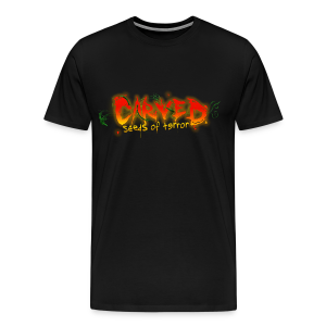 Carved: Seeds of Terror Official Tee - Men's Premium T-Shirt