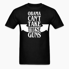 Barack obama can't take these guns