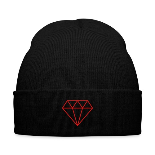 DOPE BEANIE - BY ( Jacky) - Knit Cap with Cuff Print