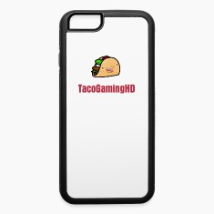 TacoGamingHD Iphone 6 Rubber Case