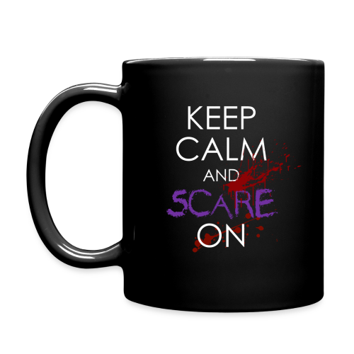 Keep Calm Scare On Nightmare Official Mug - Full Color Mug