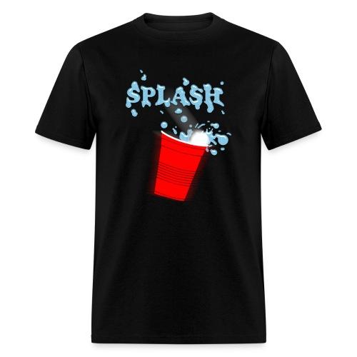 Splash Blue - Men's T-Shirt
