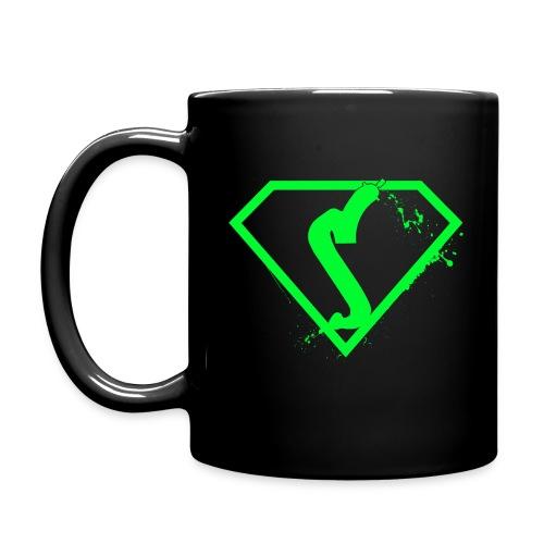 Super drinker! - Green - Full Color Mug