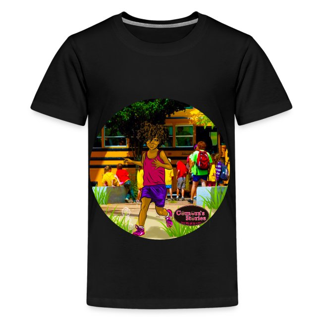 KIDS EASY TWIST TEE SHIRT