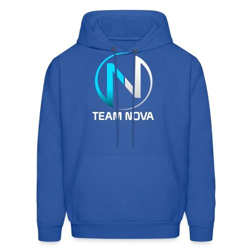 Team NoVa Blue Hoodie - Men's Hoodie