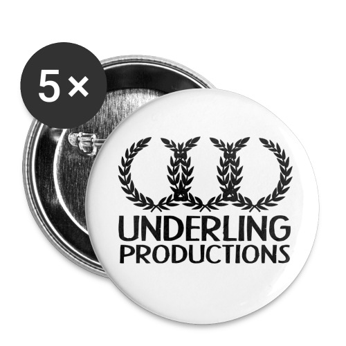 Underling Productions Buttons - Small Buttons