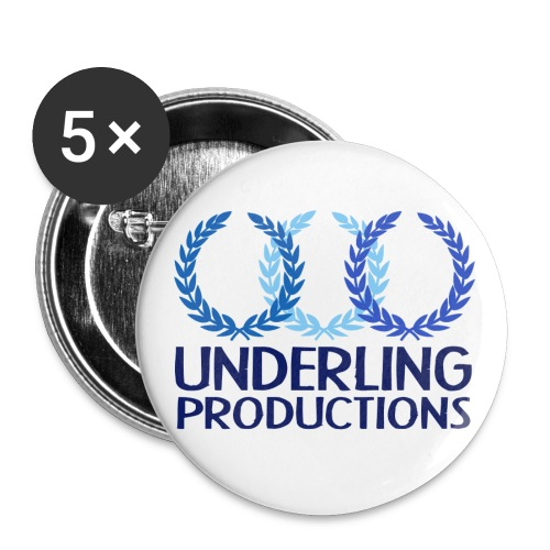 Blue Underling Productions Buttons - Small Buttons
