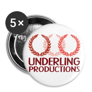 Red Underling Productions Buttons - Small Buttons