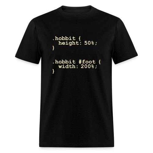 The Hobbit Code - Men's T-Shirt