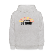 Sweatshirts ~ Kids' Hoodie ~ I Believe in Detroit