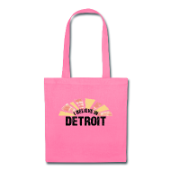 Bags & backpacks ~ Tote Bag ~ I Believe in Detroit