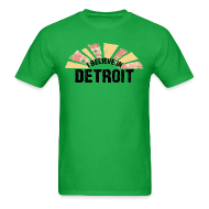 T-Shirts ~ Men's T-Shirt ~ I Believe in Detroit
