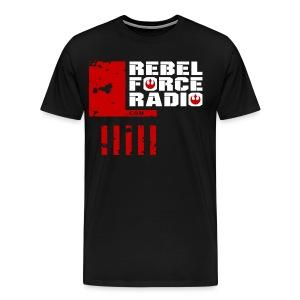 Men's XXL - 5XL RFR T-Shirt - Men's Premium T-Shirt
