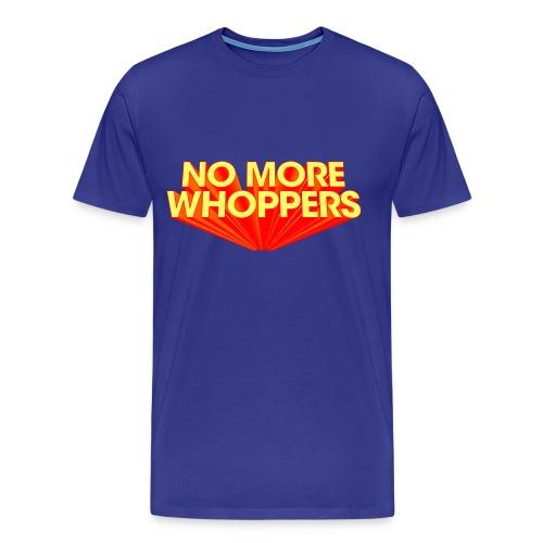 NMW Logo Tee (M) - Men's Premium T-Shirt